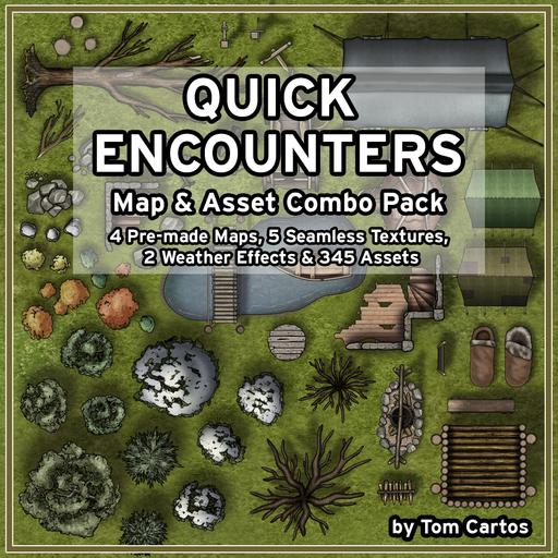 Quick Encounters Combo Pack