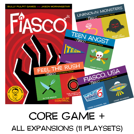 Fiasco Complete Bundle