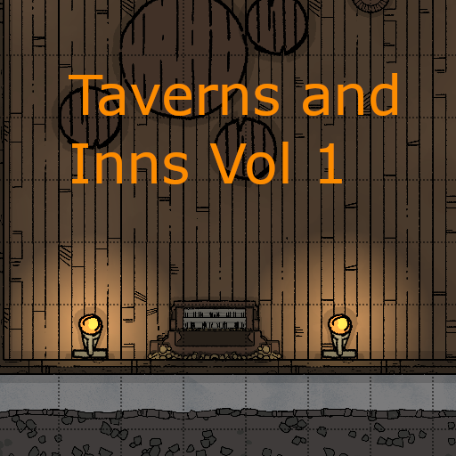 Taverns and Inns Vol 1