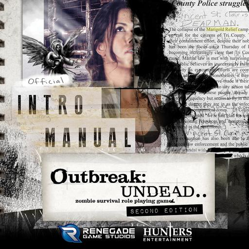 Outbreak: Undead 2nd Ed - Intro Manual
