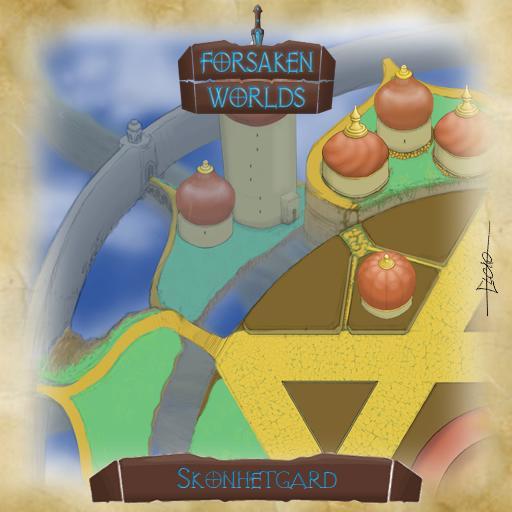 Forsaken Worlds - Skonhetgard