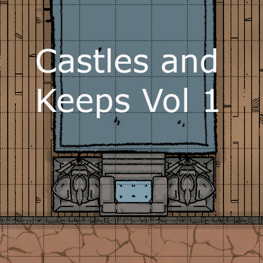 Castles And Keeps Vol 1
