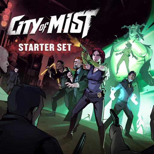 City of Mist Starter Set