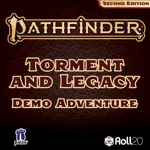 Torment and Legacy Demo Adventure