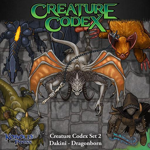 Creature Codex 2: Dakini - Dragonborn