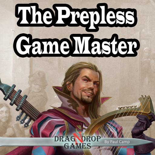 The Prepless GM
