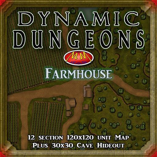 Dynamic Dungeons V12 - Farmhose Vineyards