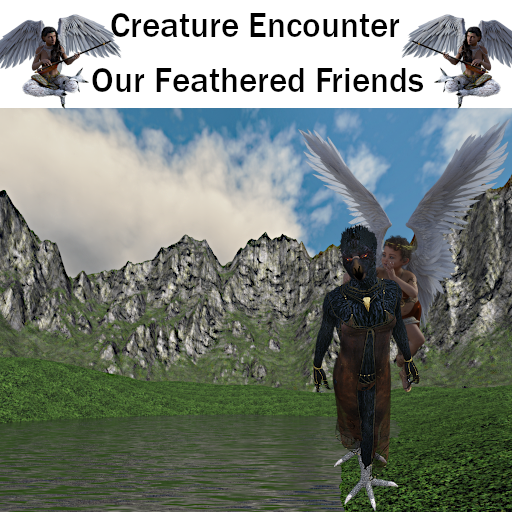 Creature Encounter: Feathered Friends