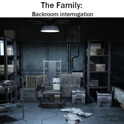 The Family: Backroom