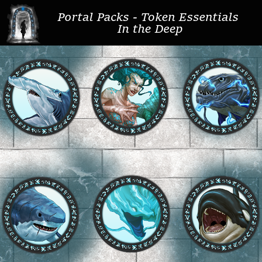 Portal Packs - Token Essentials - Into The Deep