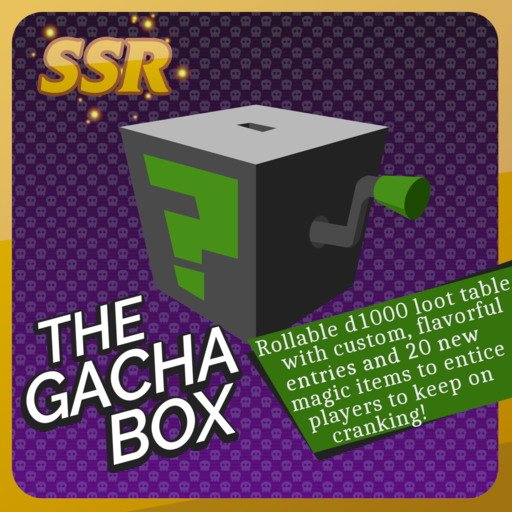 The Gacha Box