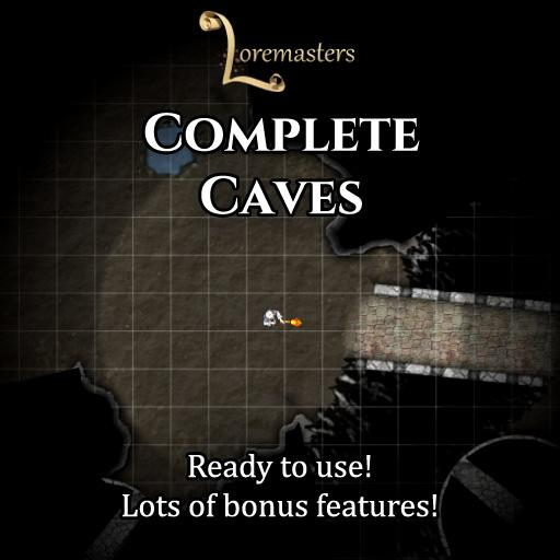 Complete Caves