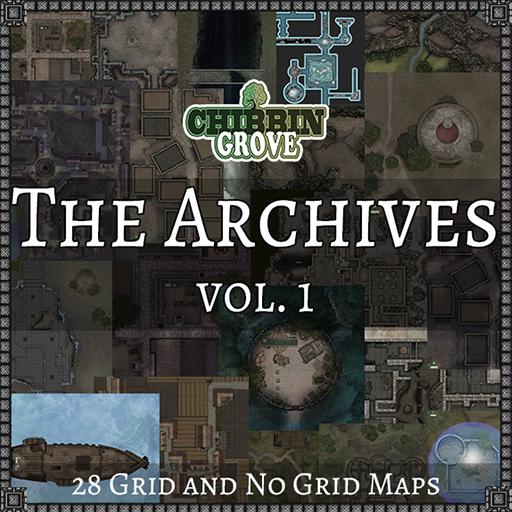 Chibbin Grove: The Archives Vol. 1
