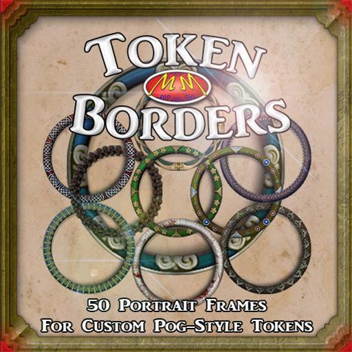 Token Borders Vol 4