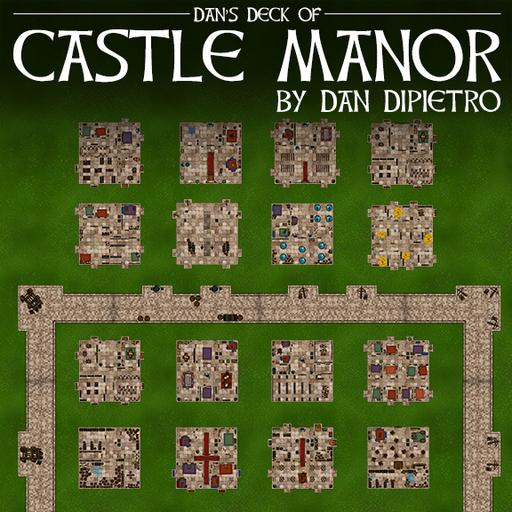 Dan's Deck of Castle Manor
