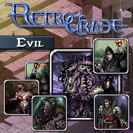 Retrograde Minis - Evil