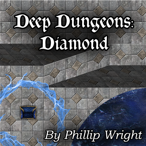 Deep Dungeons: Diamond