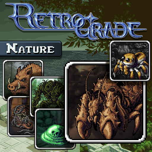 Retrograde Minis - Nature