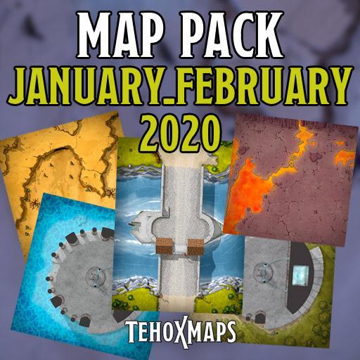 TehoxMaps Jan-Feb 2020