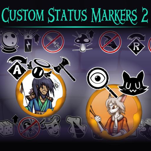 Custom Status Markers 2
