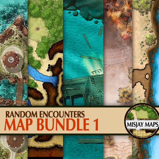 Map Bundle One