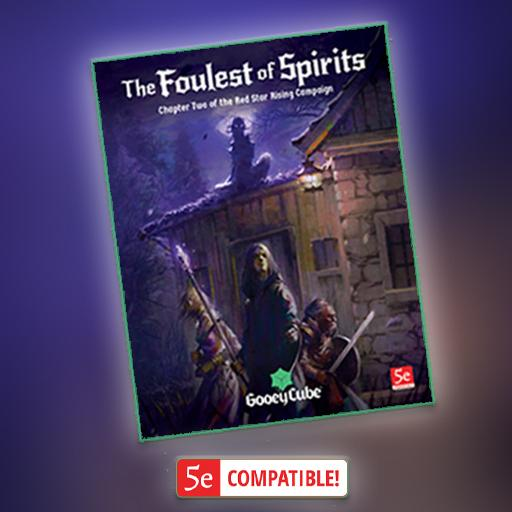 The Foulest of Spirits (Chapter 2 of the Red Star Rising Campaign)
