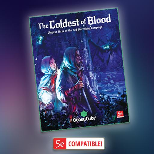 The Coldest of Blood (Chapter 3 of the Red Star Rising Campaign)