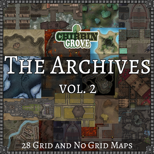 Chibbin Grove: The Archives Vol. 2