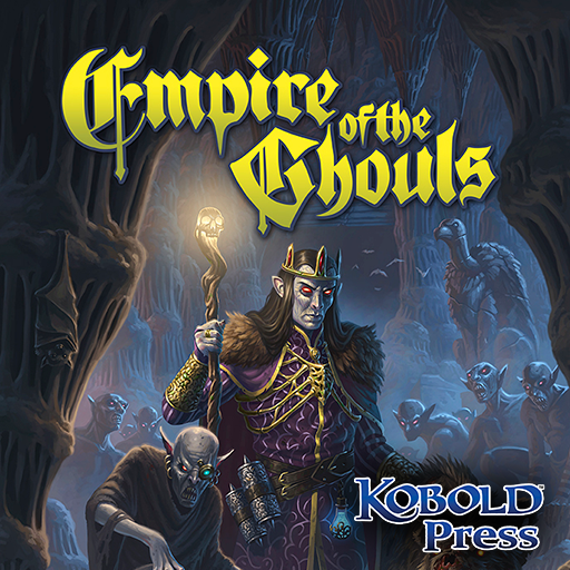 Empire of the Ghouls Module