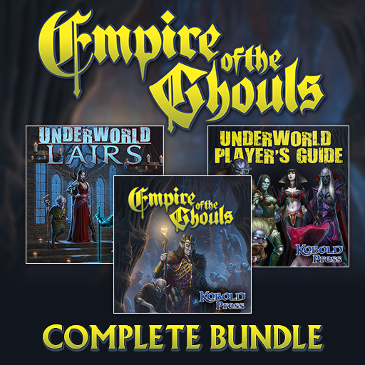 Empire of the Ghouls - Complete Bundle