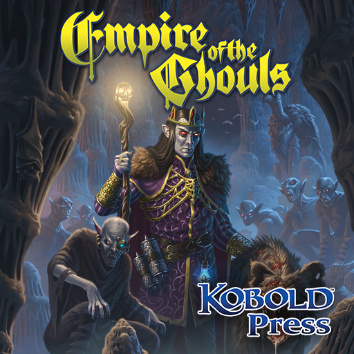 Empire of the Ghouls - Adventure