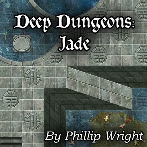 Deep Dungeons: Jade