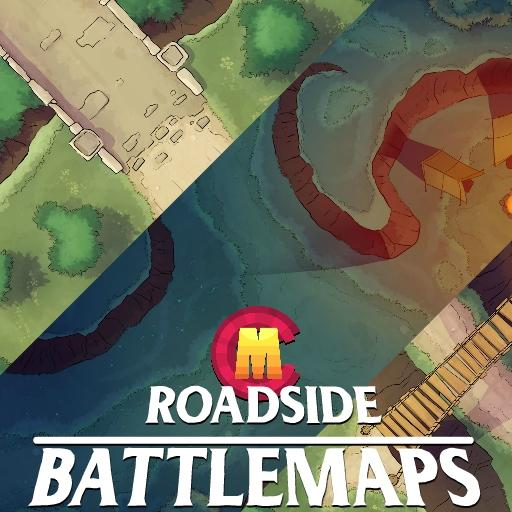 Roadside Battlemaps