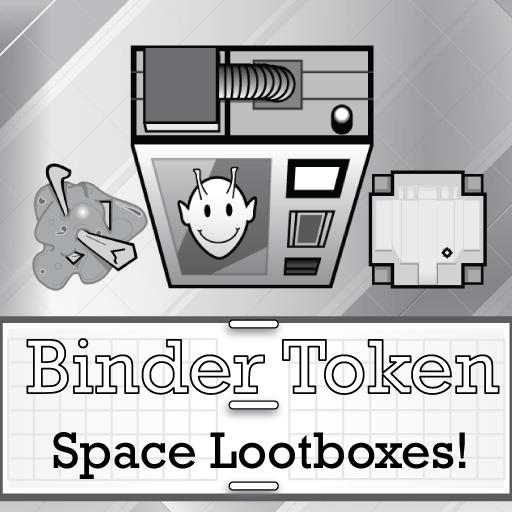 BinderToken | Lootboxes in Space!