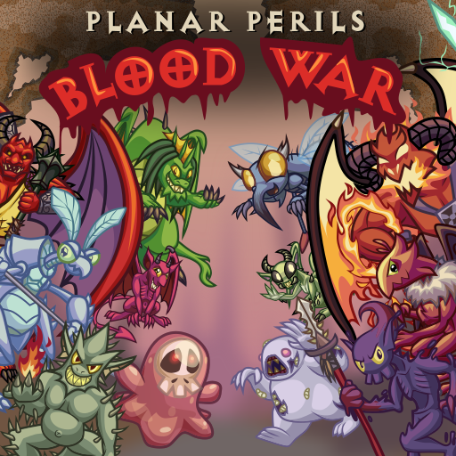 Planar Perils - Blood War