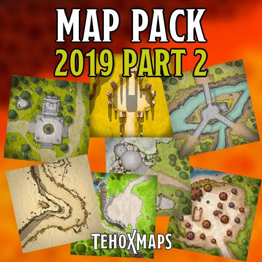 TehoxMaps 2019 Pack 2