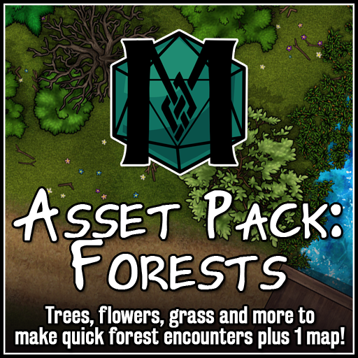 Asset Pack: Forests