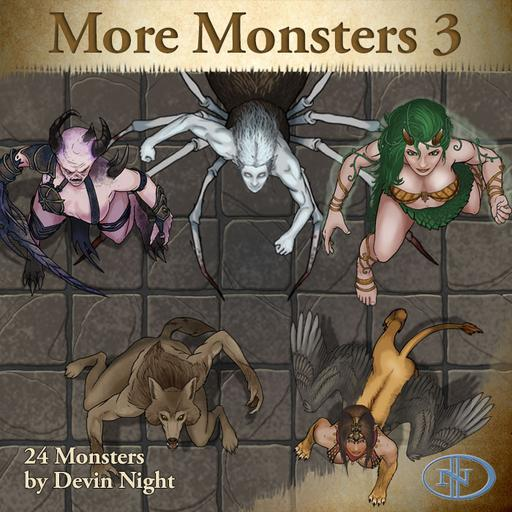 67 - More Monsters 3