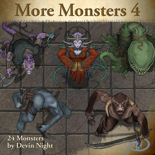 68 - More Monsters 4