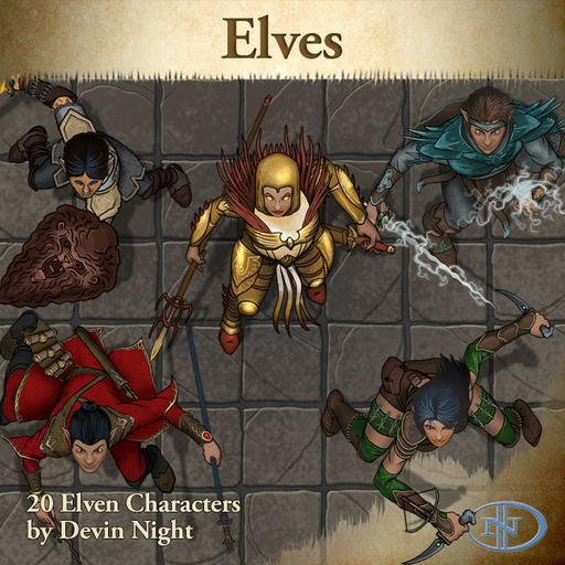 71 - Elves