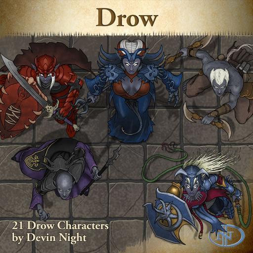 72 - Drow