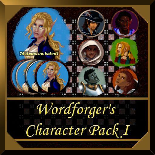 Wordforger's Character Pack I