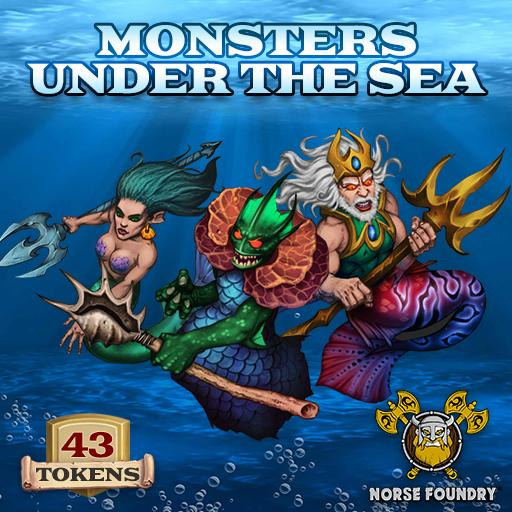 Monsters Under the Sea