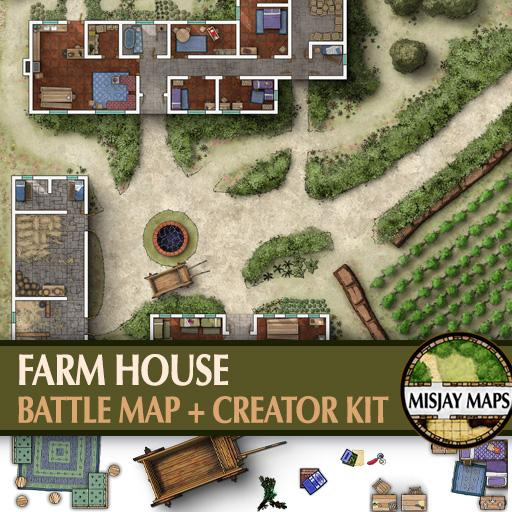 Farm House + Creator Kit