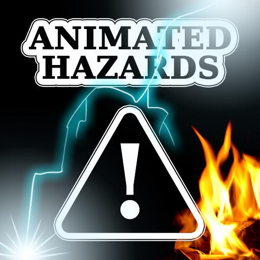 Animated Hazards
