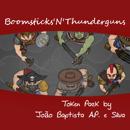 Boomsticks'n'Thunderguns