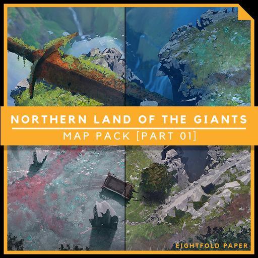 Northern Land of Giants [Part 1] - Battlemap