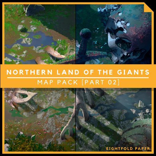 Northern Land of Giants [Part 2] - Battlemap