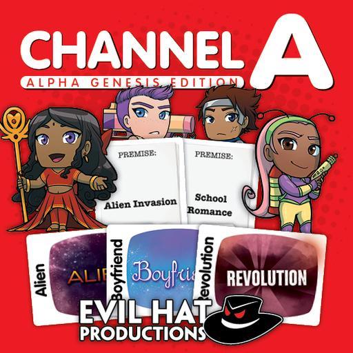 Channel A Module