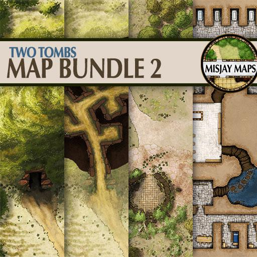 Map Bundle Two